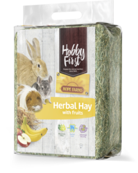 Hobby first hope farms herbal hay