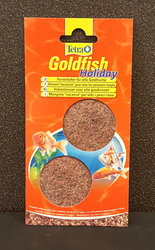 Tetra holiday goldfish 2x12gr