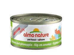 Almo Nature kip en ananas