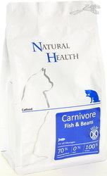 Natural Health cat carnivore fish & beans
