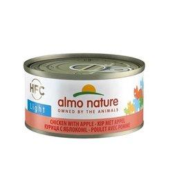 Almo Nature Light kip met appel