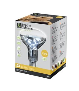 Reptile Systems basking lamp