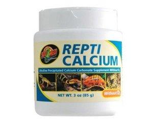 Zoo Med repti calcium poeder zonder D3