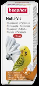 Multivit papegaai