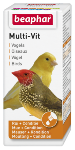 Multivit vogels