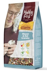 Mouse & rat granola
