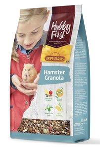 Hamster granola