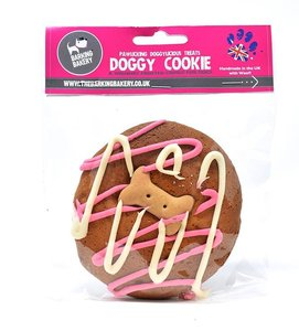 Doggy cookie