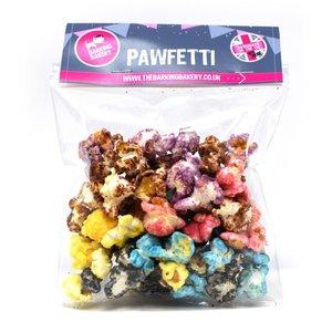 Doggy pawfetti