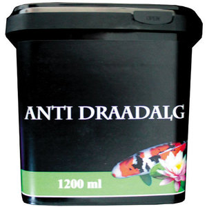 Anti draad algen poeder