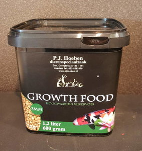 Premium growth food 3mm 1,2l