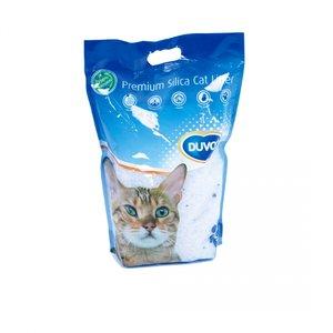 DUVO premium silica cat litter