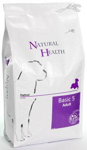 Natural Health dog basic five adult