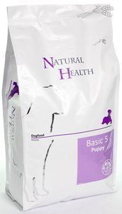 Natural Health dog basic five puppy