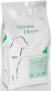 Natural Health dog carnivore puppy