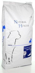 Natural Health dog fish & rice large
