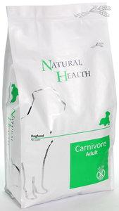 Natural Health dog carnivore adult