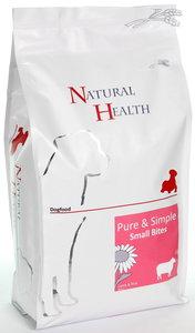 Natural Health dog lamb & rice small