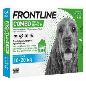Frontline combo hond 10-20 kg