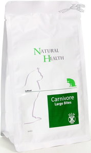 Natural Health cat carnivore large