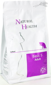 Natural Health cat basic five adult