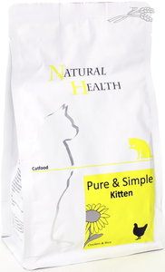 Natural Health cat kitten