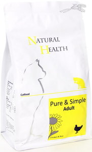 Natural Health cat adult