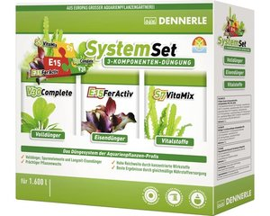 Dennerle Perfect Plant systeem set
