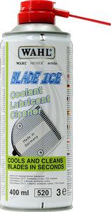 Moser blade ice spray