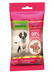 Natures menu snack hond rund