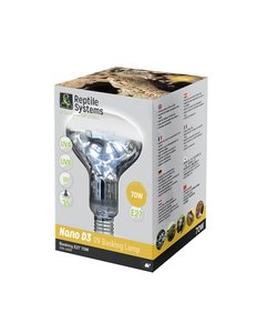 Reptile Systems basking nano lamp