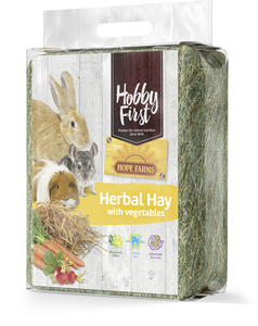 Hobby first hope farms herbal hay